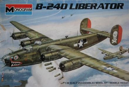 B-24 monogram