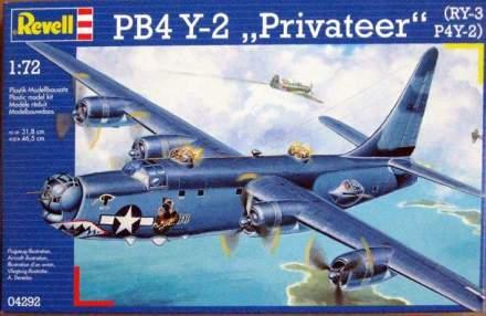 b-24 revell privateer