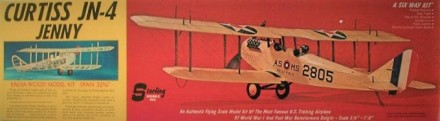 curtiss jn-4 sterling