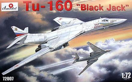 Tu-160 amodel