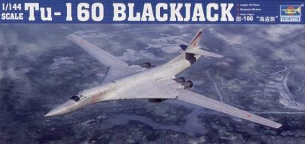 Tu-160 trumpeter