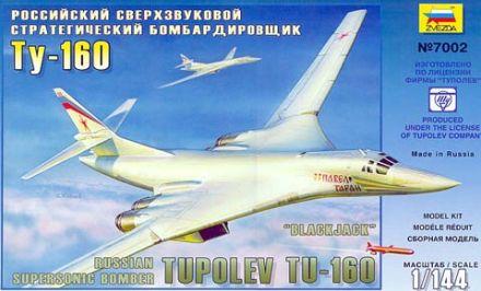 Tu-160 Zvezda