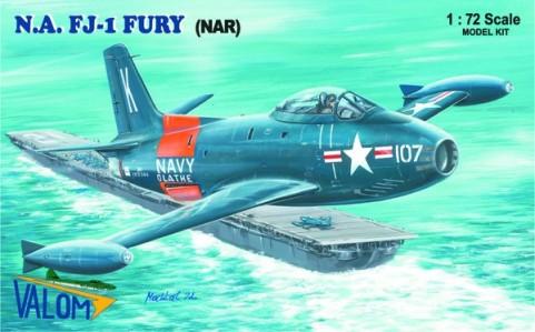 NA FJ1 Fury 172 Valom