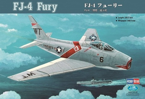 NA FJ4 Fury 148 HobbyBoss