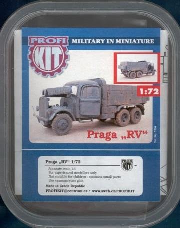 Praga RV Profi Kit